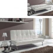 Sofá cama patas metálicas
