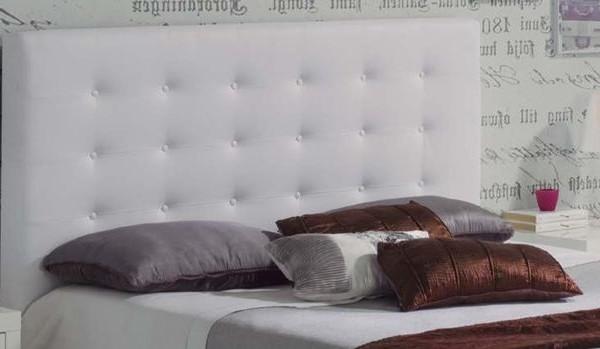 Cabezal moderno tapizado polipiel camas y cabezales en - Cabezal cama tapizado ...
